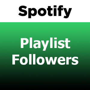 Spotify Playlist Followers