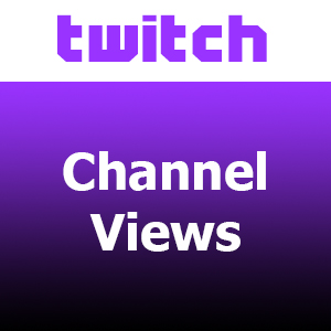 Twitch Channel Views