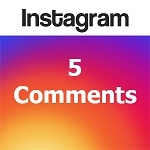 5 Instagram Comments