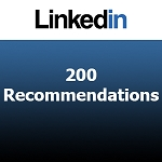 200 Linkedin Recommendations