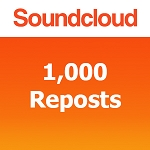 1000 SoundCloud Reposts