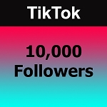10000 TikTok Followers