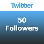 50 Twitter Followers