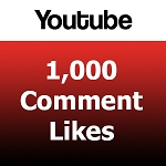 1000 Youtube Comment Likes