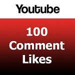 100 Youtube Comment Likes