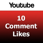 10 Youtube Comment Likes