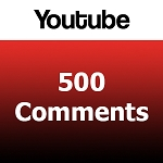 500 Youtube Comments