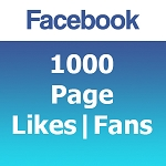 1000 Facebook Likes | Fans