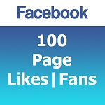 100 Facebook Likes | Fans