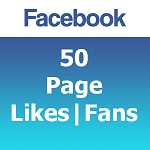 50 Facebook Likes | Fans