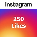 250 Instagram Likes (COPY)