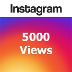 5000 Instagram Views