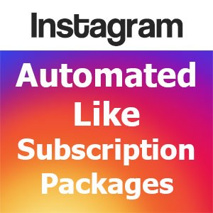 Instagram Like Subscription Package