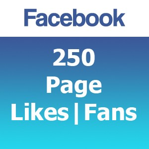 250 Facebook Likes | Fans