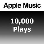 Buy 10000 Apple Music Plays