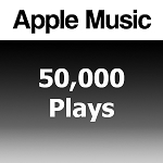 Buy 50000 Apple Music Plays