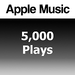 Buy 5000 Apple Music Plays