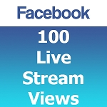 Buy 100 Facebook Live Stream Views