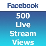 Buy 500 Live Stream Views