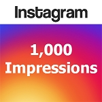 Buy 1000 Instagram Impressions