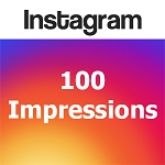 Buy 100 Instagram Impressions