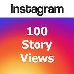 Buy 100 Instagram Story Views