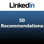 Buy 50 Linkedin Recommendations