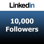 Buy 10000 Linkedin Followers