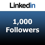 Buy 1000 Linkedin Followers