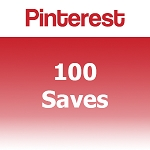 Buy 100 Pinterest Saves