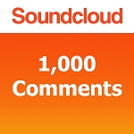 Buy 1000 Soundcloud Comments