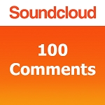Buy 100 Soundcloud Comments