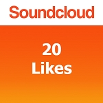 Buy 20 Soundcloud Likes