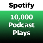 Buy 10000 Spotify Podcast Plays
