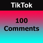 100 TikTok Comments