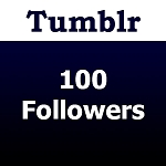 Buy 100 Tumblr Followers