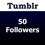 Buy 50 Tumblr Followers