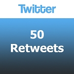 Buy 50 Twitter Retweets