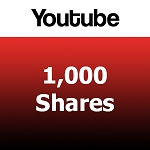 Buy 1000 Youtube Shares