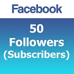 Buy 50 Facebook Followers