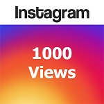Buy 1000 Instagram Views