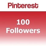 Buy 100 Pinterest Followers