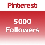 Buy 5000 Pinterest Followers