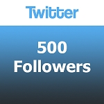 Buy 500 Twitter Followers