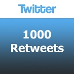 Buy 1000 Twitter Retweets