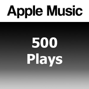 Buy 500 Apple Music Plays
