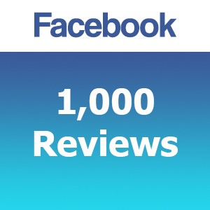 Buy 1000 Facebook Reviews