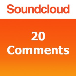 Buy 20 Soundcloud Comments