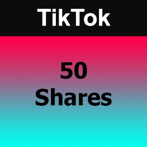 Buy 50 TikTok Shares