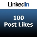 Buy 100 Linkedin Post Likes